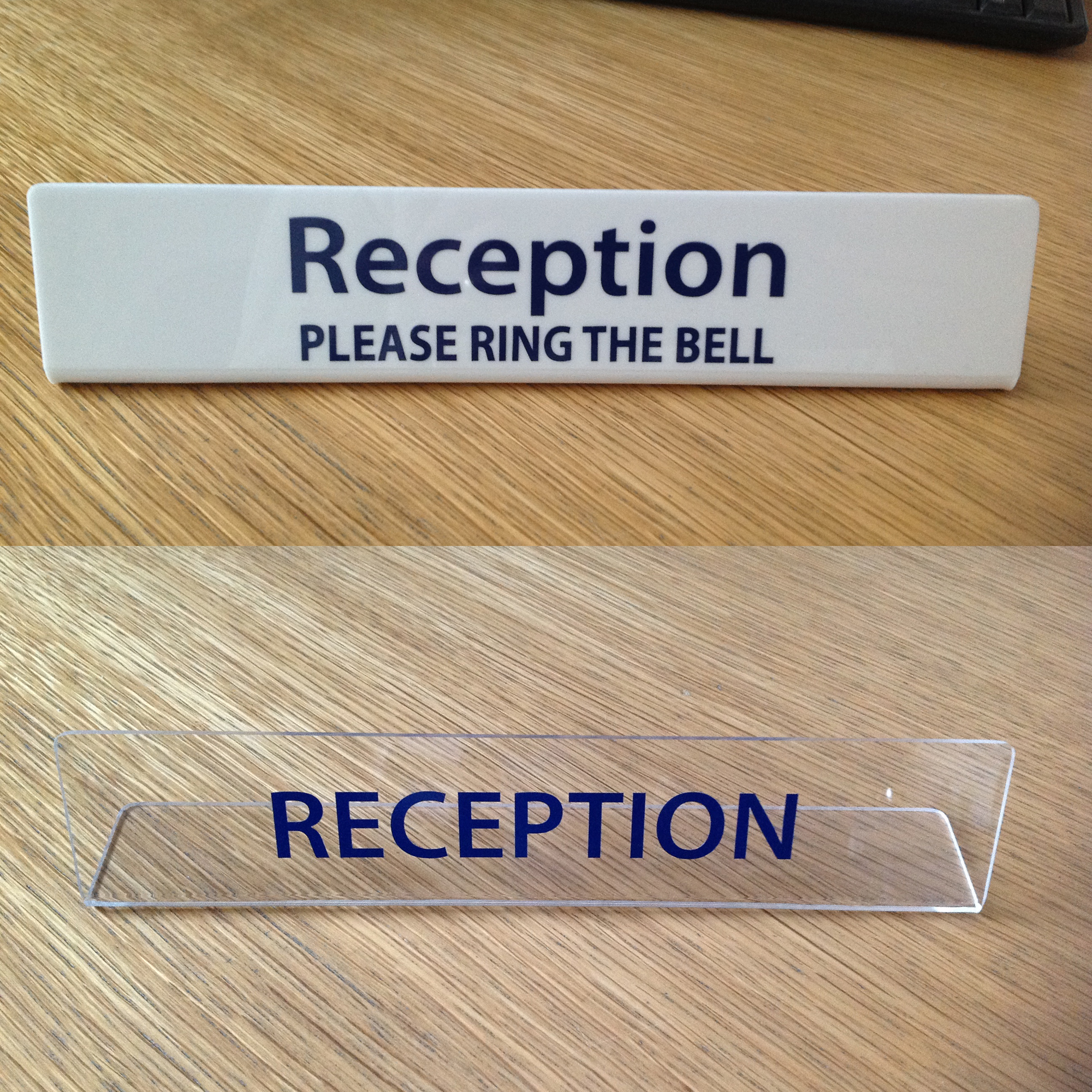 We manufacture a wide range of signs  from small house signs to